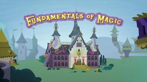 Fundamentals of Magic intro graphic