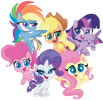 MLP Pony Life main cast group picture 1
