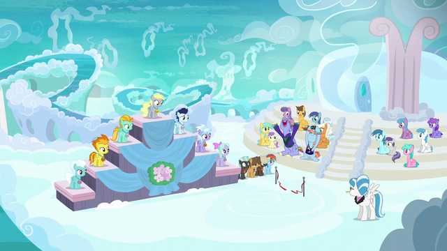 File:Pegasus foal race award ceremony in Cloudsdale S7E7.png