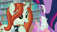 "Photographer ""the Canterlot Historical Society"" S8E13"