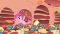 "Pinkie Pie demonstrating ""And some are graceful"" S1E16.png"
