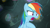 "Rainbow ""you ruined my treasure hunt!"" S8E17"