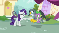 "Rarity ""I was just looking for you"" S9E19"