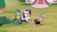 "Rarity ""I wish I didn't need to"" S9E19"