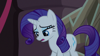"Rarity ""not the kind we're looking for"" S8E25"