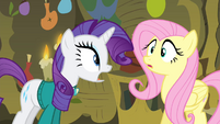 Rarity 'You must!' S4E14