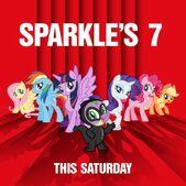Sparkle's 7 promo poster