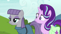 Starlight Glimmer recognizes Maud Pie S7E4