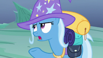 Trixie --not like my illusions are gonna save us!-- S6E26