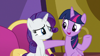 "Twilight ""Spike made a new friend"" S9E19"