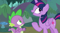 "Twilight Sparkle ""whatever happens"" S8E11"