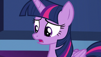 Twilight Sparkle -I understand how you feel- S7E20