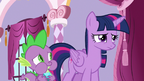 Twilight still depressed after talking to Rarity S9E26