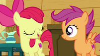 "Apple Bloom ""Exactly"" S6E4"