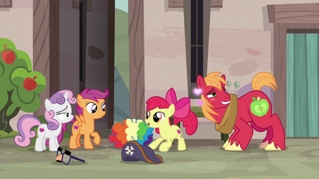 """File:Apple Bloom """"this is so excitin'!"""" S7E8.png"""