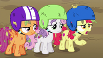 """Apple Bloom """"wanted your help to build our carts"""" S6E14"""