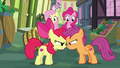 Apple Bloom and Scootaloo angry nose-to-nose S8E12.png