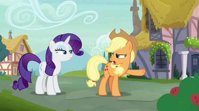 "File:Applejack ""that's fine if she doesn't like 'em!"" S7E9.png"