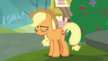 Applejack overcome with guilt S7E9.png