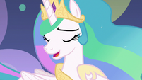 "Celestia ""learning to hone my craft"" S8E7"