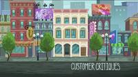 Customer Critiques title card RPBB3