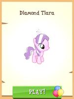 Diamond Tiara MLP Gameloft