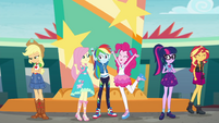Equestria Girls excited to have fun EGROF
