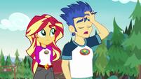 Flash Sentry --she isn't my Twilight-- EG4