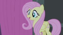 Fluttershy sings 'Everything's gonna be a-okay' S4E14