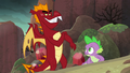 """Garble """"knew you'd do it"""" S6E5.png"""