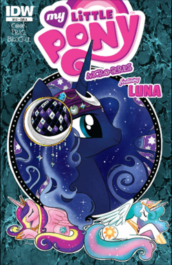 MLP Micro Series 10 Official Cover