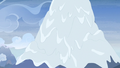 Mountain near Yakyakistan covered in snow S7E11.png