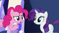 """Pinkie Pie """"Rarity has her boutiques"""" S9E14"""