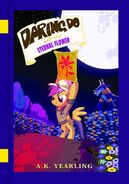 Portada de Daring Do and the Eternal Flower