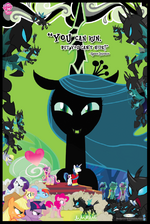 Queen Chrysalis Trading cards