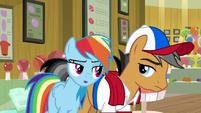 "Rainbow Dash ""soooo..."" S9E6"