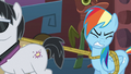 Rainbow tries to break free of the ropes S6E13.png
