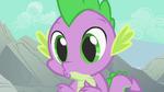 Spike just seen gems S01E19