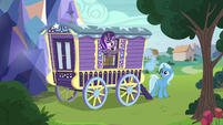 Starlight -maybe there is such a thing- S8E19