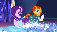 Starlight Glimmer sighs in disappointment S8E8