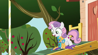 Sweetie Belle --seriously-!-- S6E4