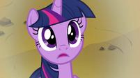 Twilight's realization moment S4E26