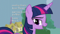 "Twilight ""Even if you did take that two-hour claw massage break"" S5E22"