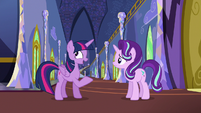 Twilight Changeling --been one of those days-- S6E25