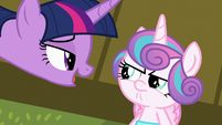 "Twilight telling Flurry ""not right now"" S7E3"