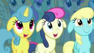 201px-Lemon Hearts, Sweetie Drops, and Sassaflash smiling S03E13