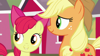 Apple Bloom -Right, Big Mac-- S5E17