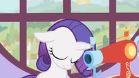 Filly Rarity crying S1E23