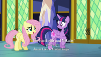 "Fluttershy ""I feel so much better going with a friend"" S5E23"