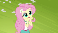 "Fluttershy ""early morning nature walks?"" EG4"